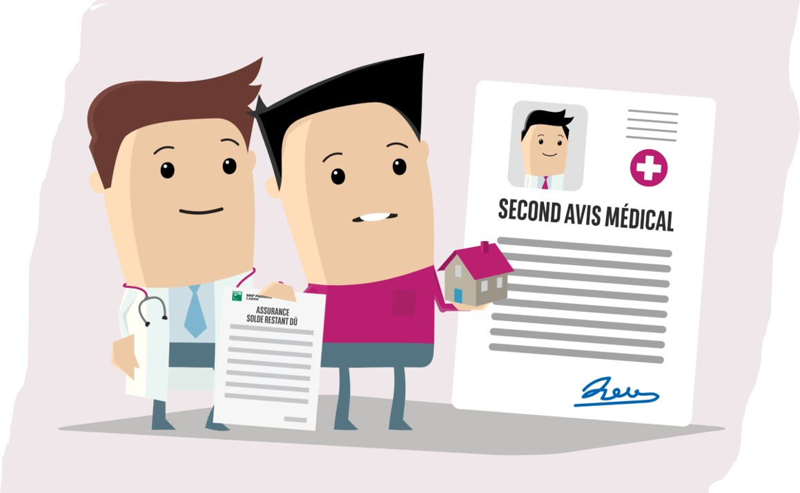 Image de second avis medical